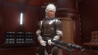 STAR WARS Battlefront Bespin Sabotage gameplay (No commentary)