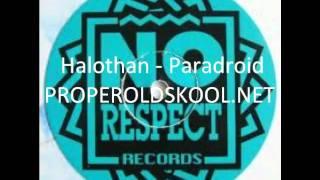 Halothan - Paradroid