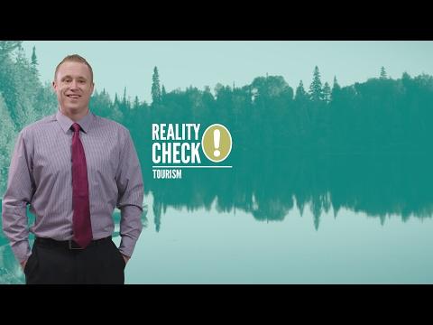 Tourism - Reality Check
