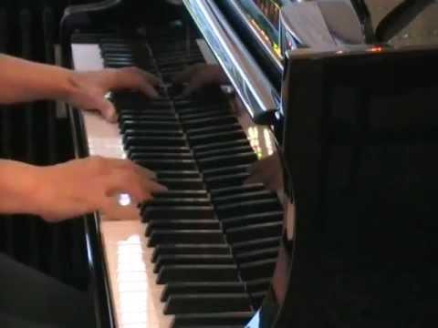 Ave Maria Bach-Gounod Piano Solo Noten