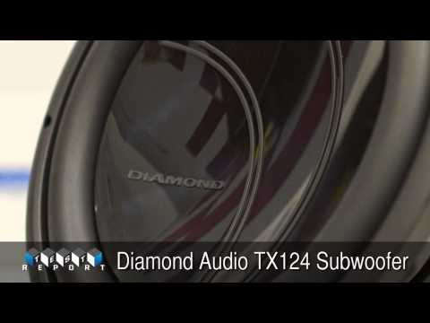 Diamond Audio TX124 Subwoofer