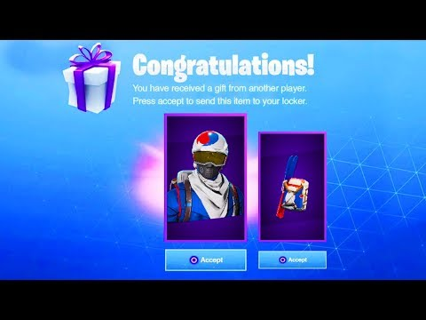 How To Get Alpine Ace (KOR) Skin For Free Limited Time Only! (Fortnite: Battle Royale)