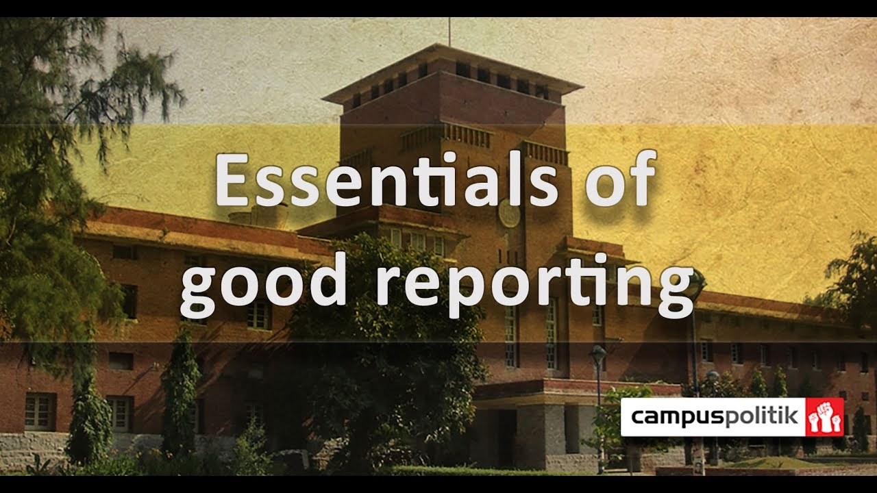 Back to basics: How to be a Newslaundry Campus Correspondent?