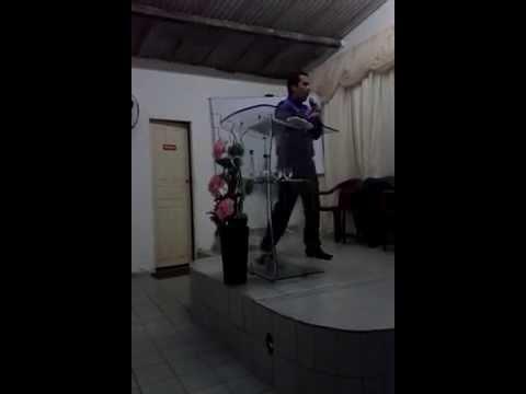 Pastor Leonardo Araújo  - Ministração no Culto ADCR Colibris