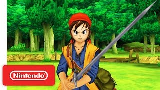 The Hero Rises in Dragon Quest VIII: Journey of the Cursed King