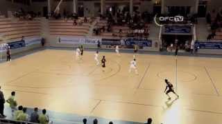 2014 OFC Futsal Championship Invitational / MD1 / Malaysia vs New Zealand Highlights