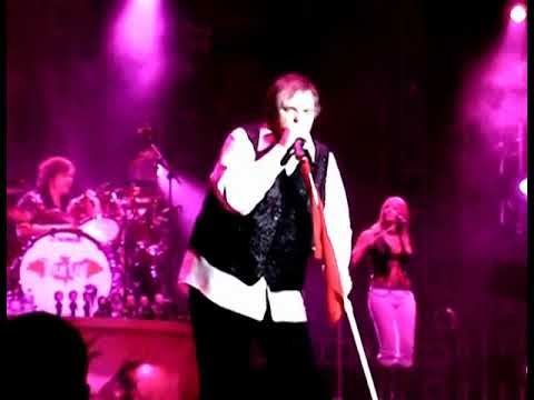 Meat Loaf Legacy - RARE 2007 2nd Leg concert from Leipzig