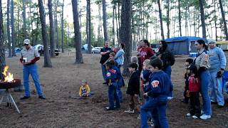 Pack 534 Flag Retirement Ceremony Thumbnail