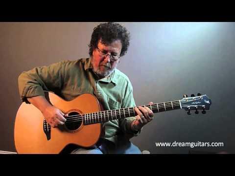 New Furch BAR24CP PadaukCedar at Dream Guitars