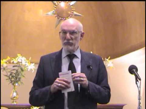 Physical Phenomenon Mediumship  - Stewart Alexander - Bournemouth Spiritualist Church