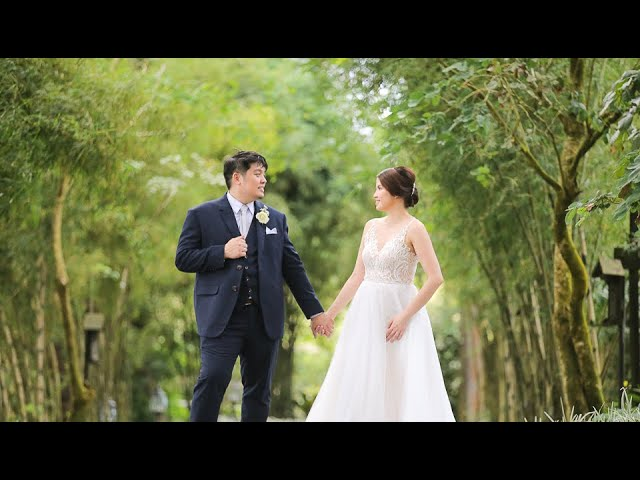 { Ed + Diane } Chapel on the Hill and Twin Lakes Hotel | Tagaytay Wedding SDE Video