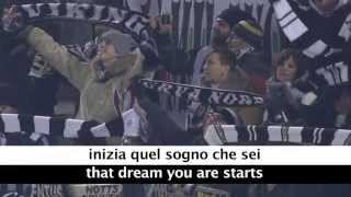 Juventus Theme Song - Storia Di Un Grande Amore - with Lyrics and Translation