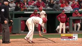 Arkansas vs. USC Game 3 2018 (Walk Off)