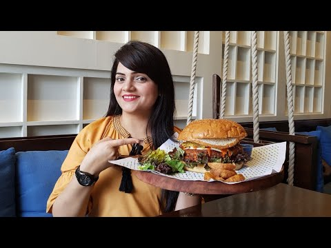 Mumbai Food | Biggest Burger