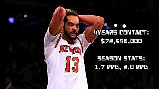 Top 10 Worst NBA Players this Season 2017 - 2018 | BBall top10s
