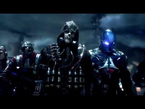 "Batman: Arkham Knight ""Drown in You"" Music Video"
