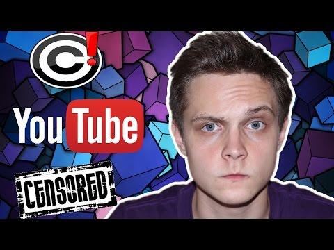 видео: Авторские Права и Цензура на youtube!