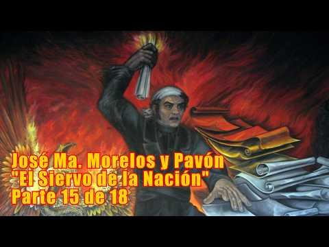 José Maria Morelos y Pavón  15