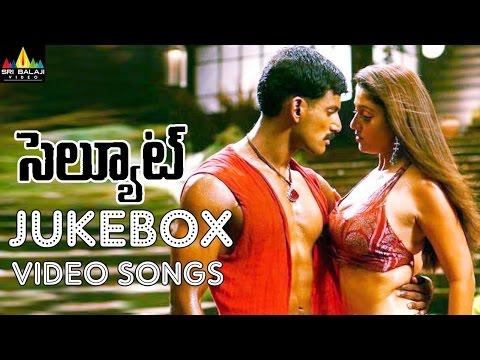Salute Jukebox Video Songs | Vishal, Nayanthara | Sri Balaji Video