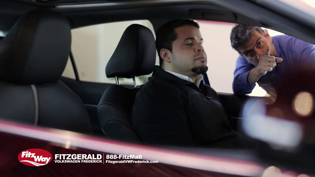 Fitzgerald Auto Mall Frederick >> Fitzmall Volkswagen Frederick Vwfd1901h