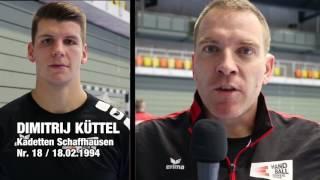Handball Schweiz - Die ganze Schweiz drückt der Handball-Nati die Daumen