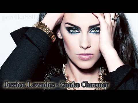 Jessica Lowndes  Snake Charmer