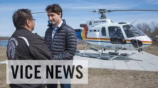 Justin Trudeau on Indigenous Issues in Canada: The VICE News Interview