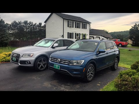 2019 VW Tiguan SE 4Motion: Overview