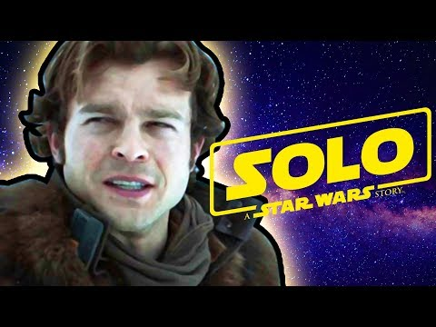 SOLO - A Movie That Didn't Need To Be Made | A Star Wars Story About Han Solo? | TGN Star Wars