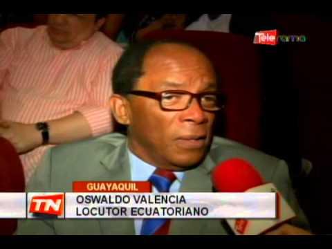 Celebraron día del locutor ecuatoriano