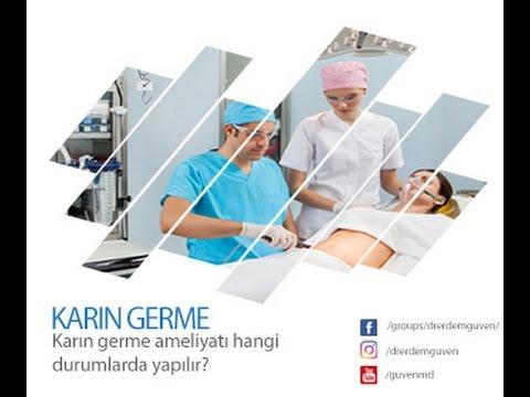 Karın germe ameliyatı hangi durumlarda yapılır?