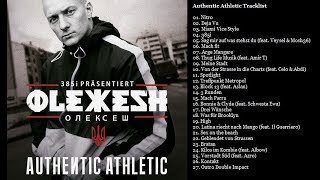 Olexesh Authentic Athletic Tracklist