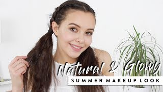EASY NATURAL SUMMER EVERYDAY MAKEUP // DELILAH COSMETICS FIRST IMPRESSIONS