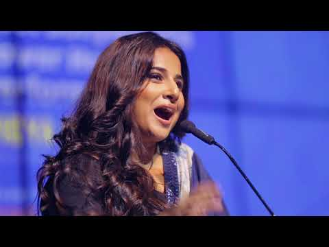 GIIS Leadership Lecture Series by Vidya Balan