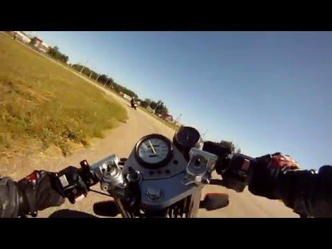 Track day yamaha srx 600