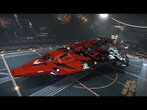 Elite: Dangerous Slouching Towards Rear Admiral