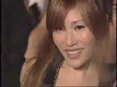 International star Sun Ho (of China Wine) at US Fashion Week