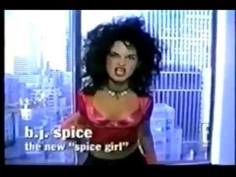 Mary Bird as BJ Spice on Howard Stern circa 2000?