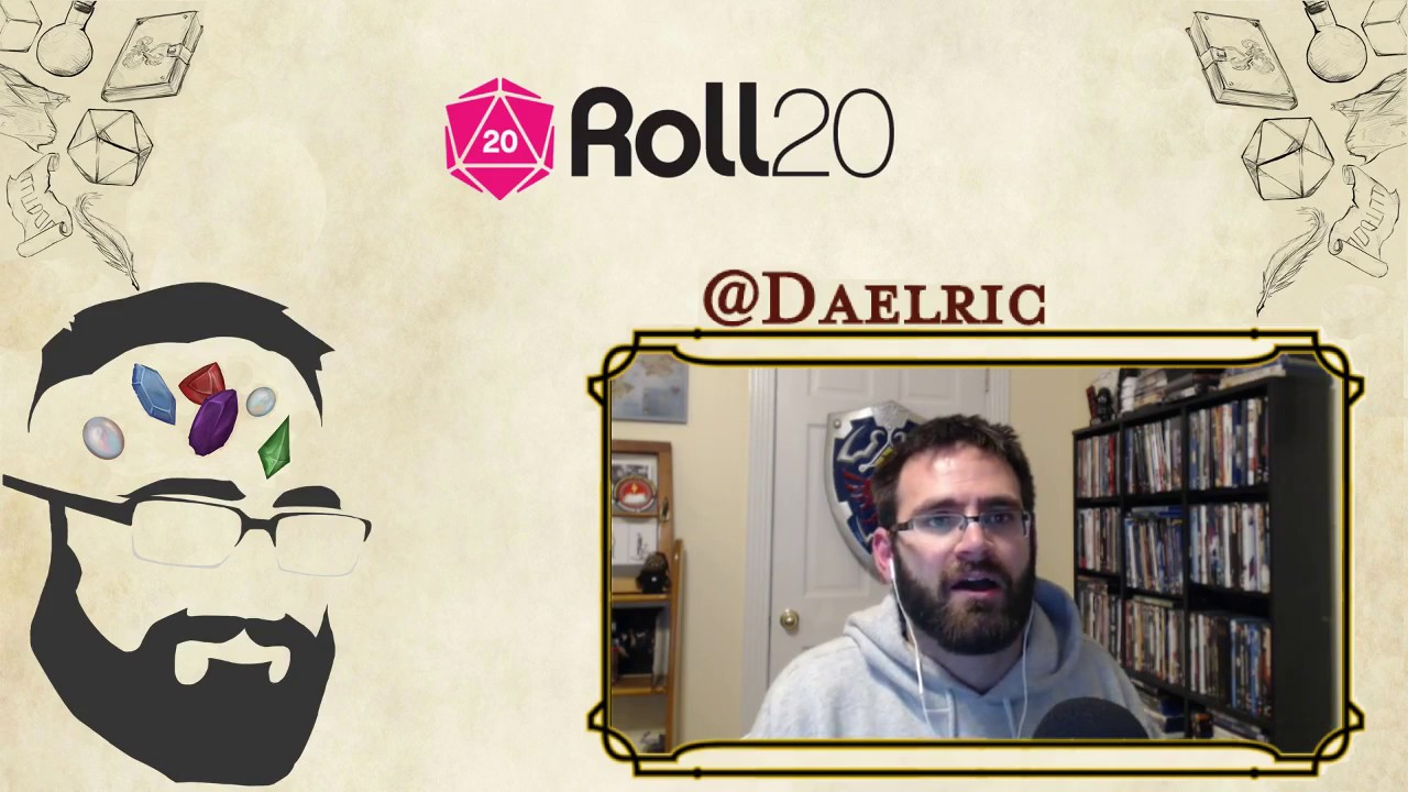Basic Roll20 Tutorial: Make a Character!