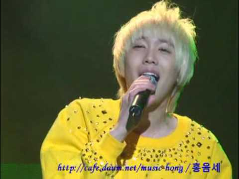 You're Beautiful OST- Jeremy singing Still As Ever(여전히) Concert