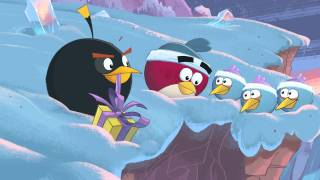 Repeat youtube video Angry Birds Wreck The Halls animation
