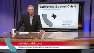 California Budget Crisis: A Four State Comparison - Part One