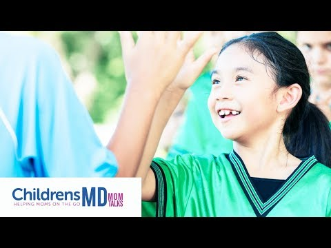 Teaching Your Child Good Sportsmanship