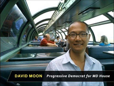 David Moon: Progressive Democrat for the Maryland House