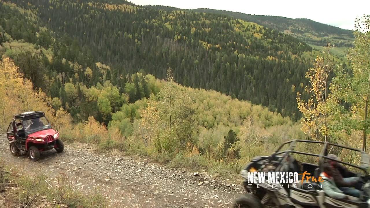 NM True TV - ATV Ride Up Elk Mountain