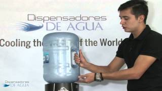 DISPENSADORES DE AGUA CAMBIO DE  BOTELLON