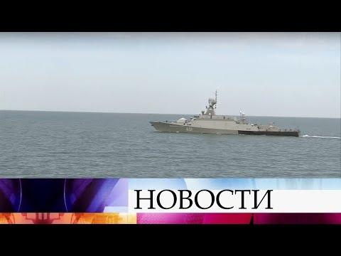 Каспийскую флотилию планируется передислоцировать из Астрахани в Каспийск.