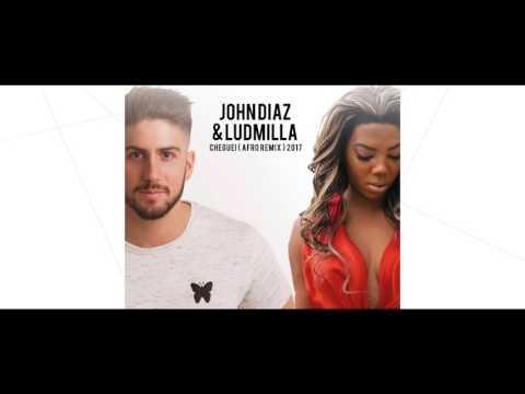 Ludmilla - Cheguei John Diaz Afro Re