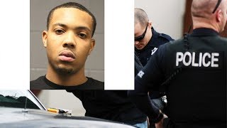 BREAKING: Chicago Rapper G-Herbo DETAINED By TSA!!