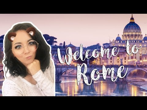 VISIT ROME IN 1 DAY! WHAT TO SEE AND WHAT TO DO!